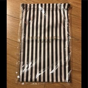 Henri Bendel Wallet Dust Bag 10'' x 6''